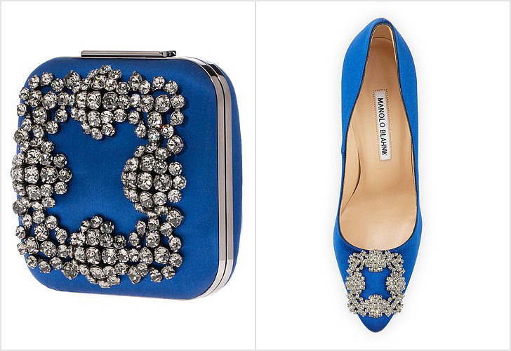 Now Carrie Bradshaw Has a Bag to Match Her Manolo Blahnik ...