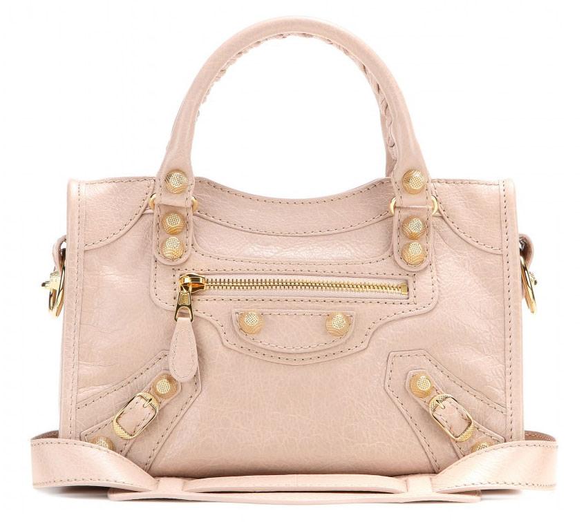 balenciaga classic mini city bag review