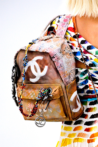 Chanel Bricolage Backpack