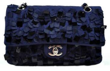 Gorgeous Chanel Classic Handbag Evening Bag