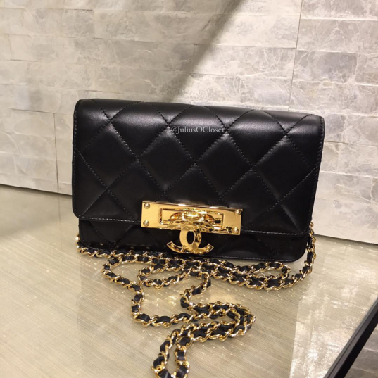Chanel Golden Class Wallet On Chain Bag Brand s Cruise 2016 ... 59f680a9a1f86