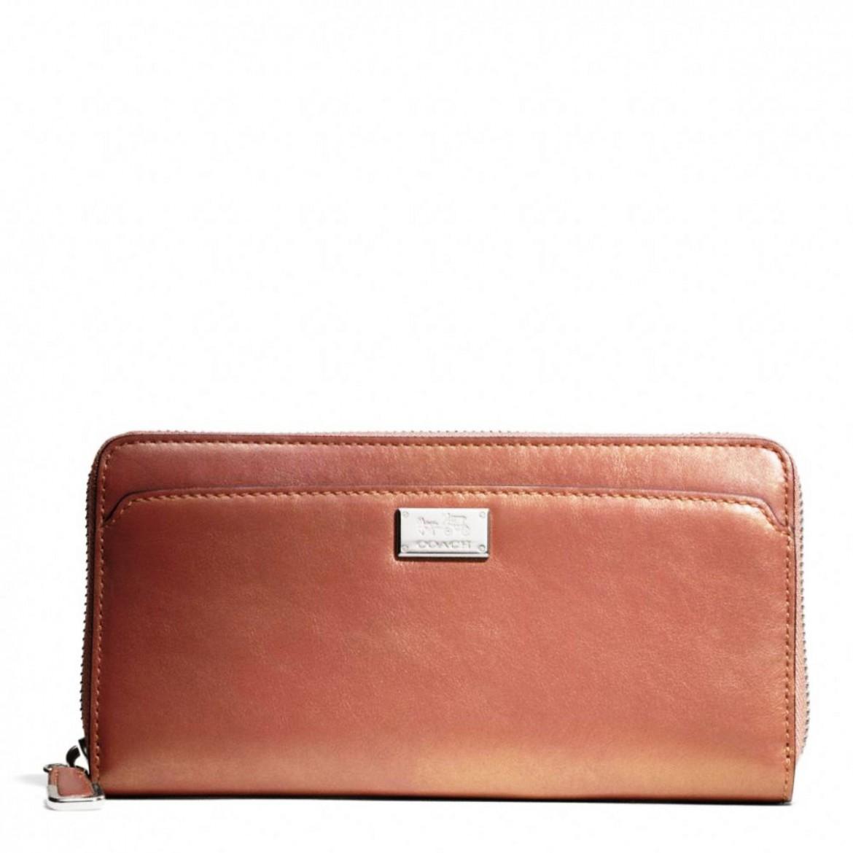 Popular Coach New Wallet For Women 2015