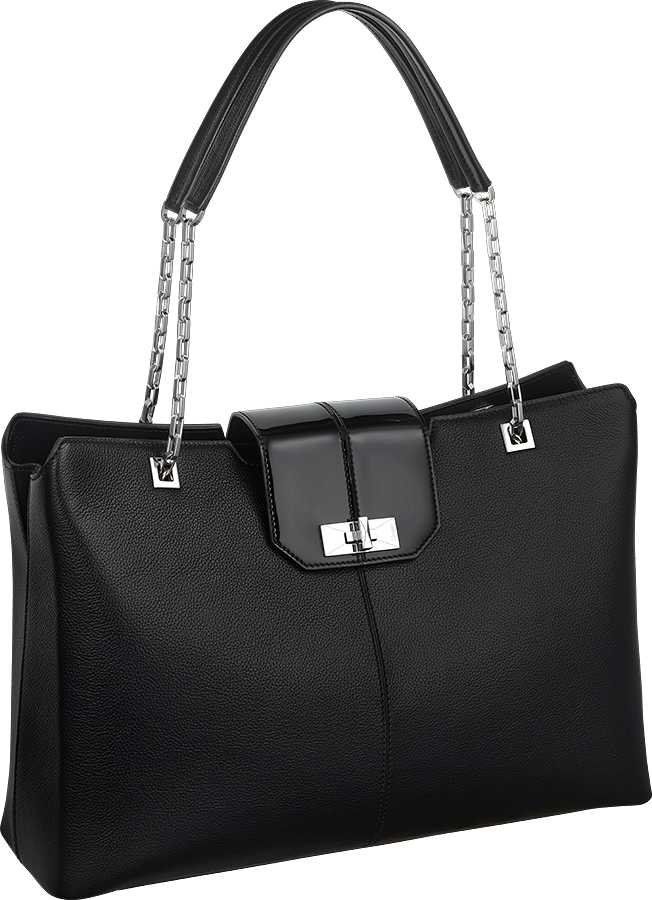 Cartier Chain Tote Bag