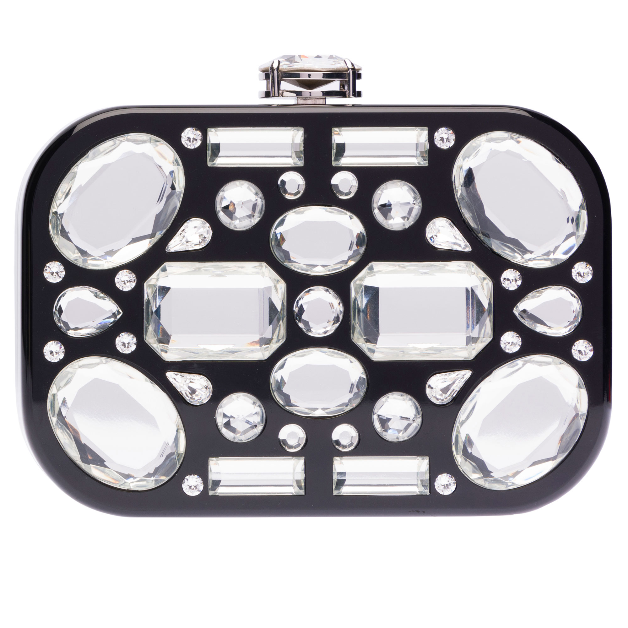 Reviewing Miu Miu Plexiglass Clutch