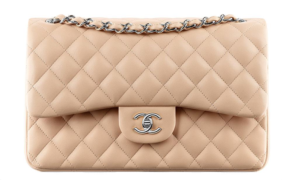 classic chanel bag price - photo #13