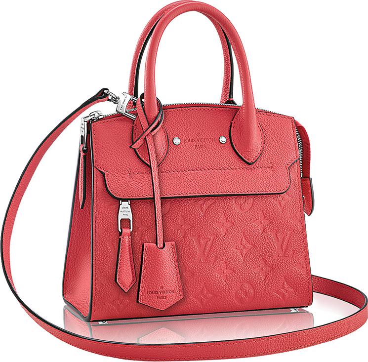 New Louis Vuitton Mini Pont-Neuf Bag