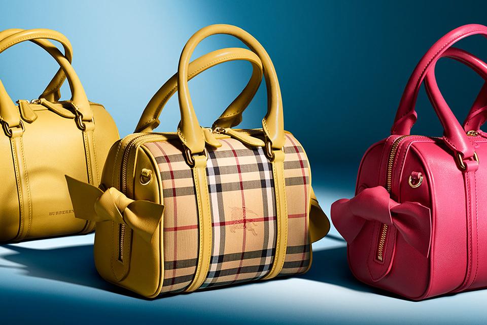 Burberry Bag Designs