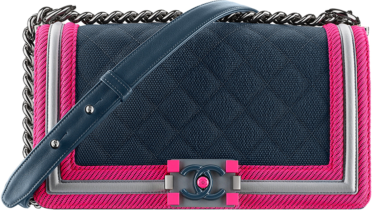 New Boy Chanel Fluo Flap Bag - Blog for Best Designer Bags Review 95d75bf4f3e50