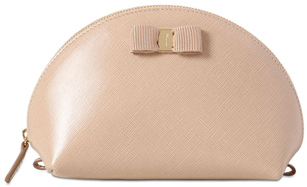 Salvatore Ferragamo Large Make Up Bag