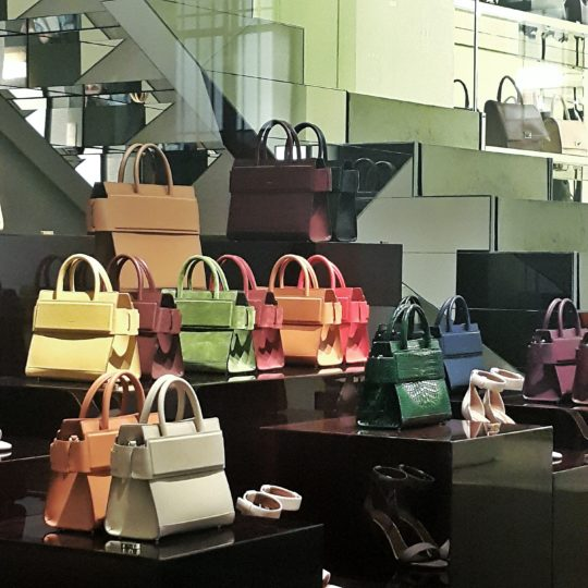 Givenchy's latest Horizon bags in all colors