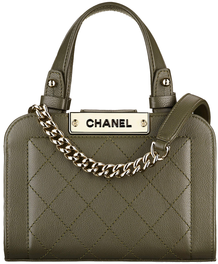 3e5a9d460bd0 New Arrival: Chanel Cruise 2017 Classic And Boy Bag Collection - Blog for  Best Designer
