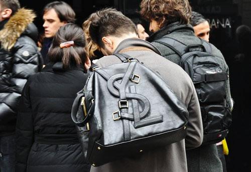 ysl buckle bag