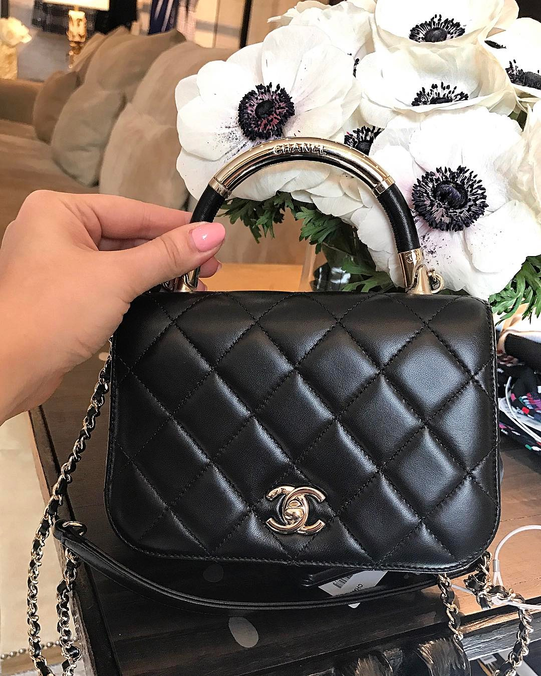 Chanel Carry Chic Bag Collection
