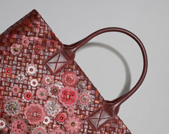 Bottega Veneta Flower Knot Bag