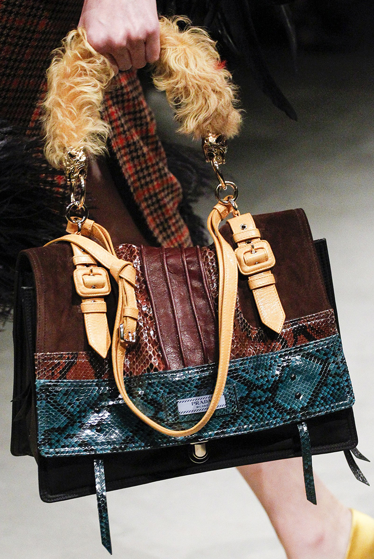 fda464bc26a4 Prada Fall Winter 2017 Runway Bag Collection - Blog for Best ...