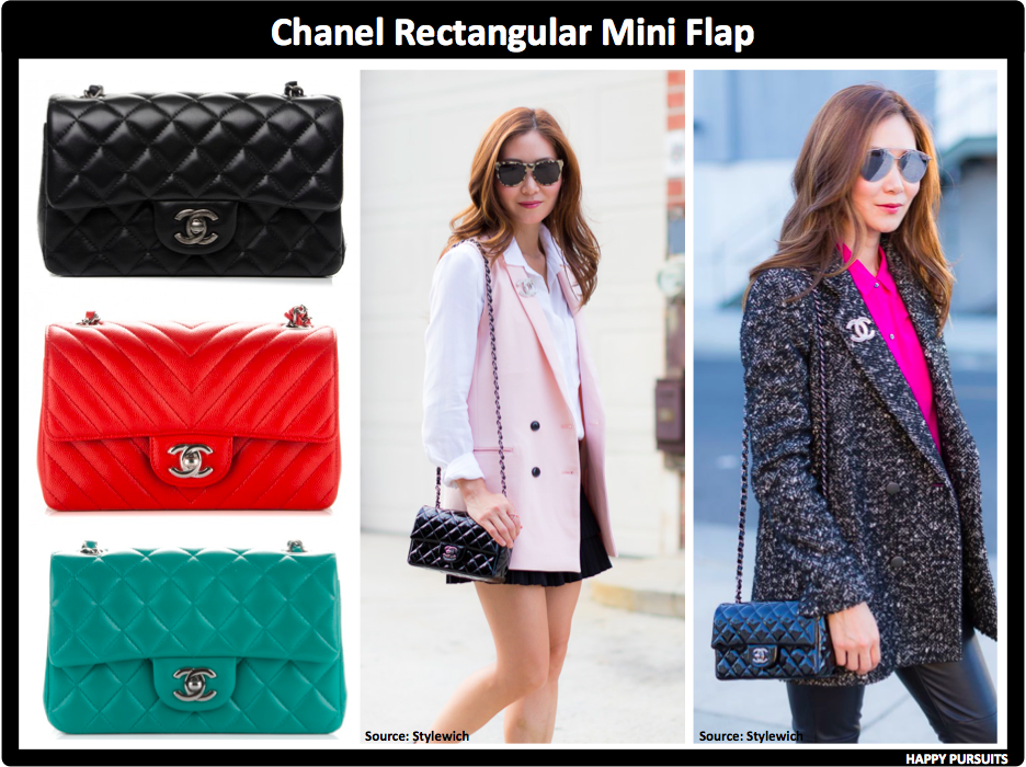 bdd29ce18a18 The second bag on my list is the Chanel Rectangular Mini. The rectangular mini  flap with red caviar leather is on my wish list but because I have ...