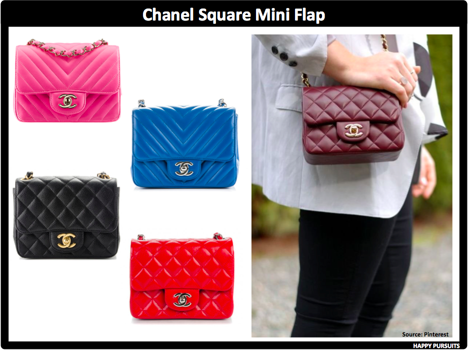 103958dbb76658 I also love the square mini – although I am pretty certain the rectangular  mini will be my next Chanel, sometimes I still debate between the rectangle  mini ...