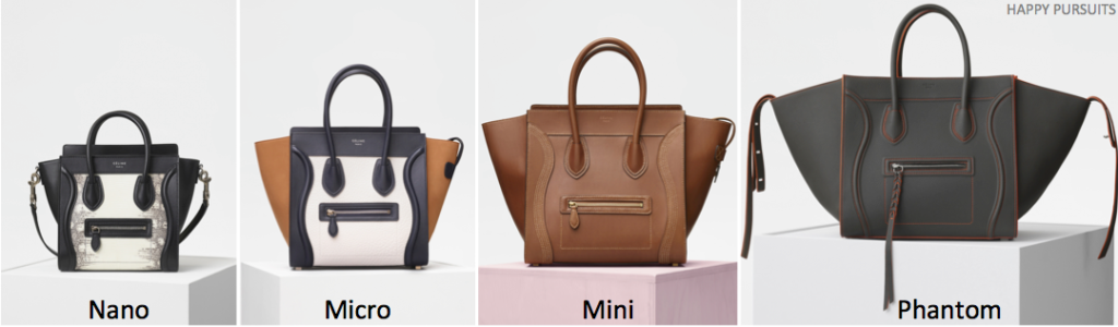 Celine Nano Luggage Review Blog for Best Designer Bags Review