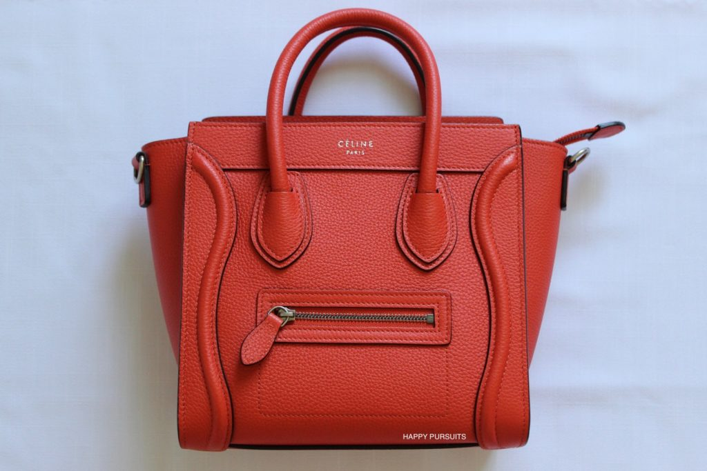 c31f916f77 Celine Nano Luggage Review - Blog for Best Designer Bags Review