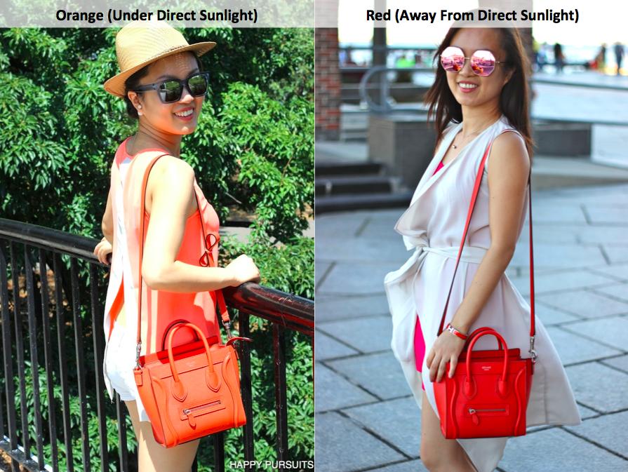 Celine Nano Luggage Review - Blog for Best Designer Bags Review af4b2cb2a0e63