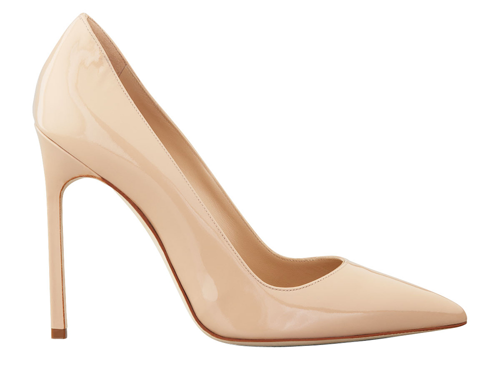5 in Patent Leather (as seen above).