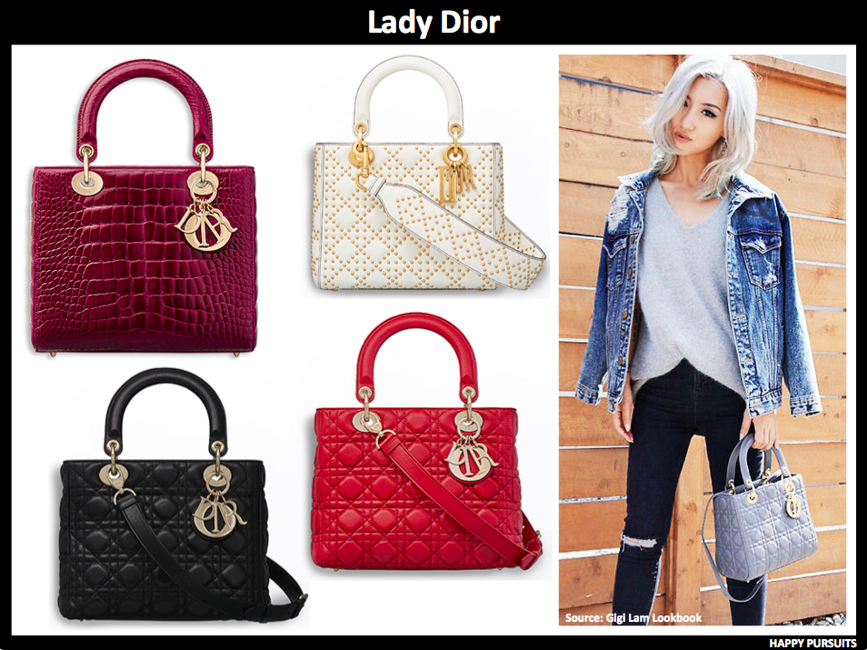 My Favorite Dior Handbags