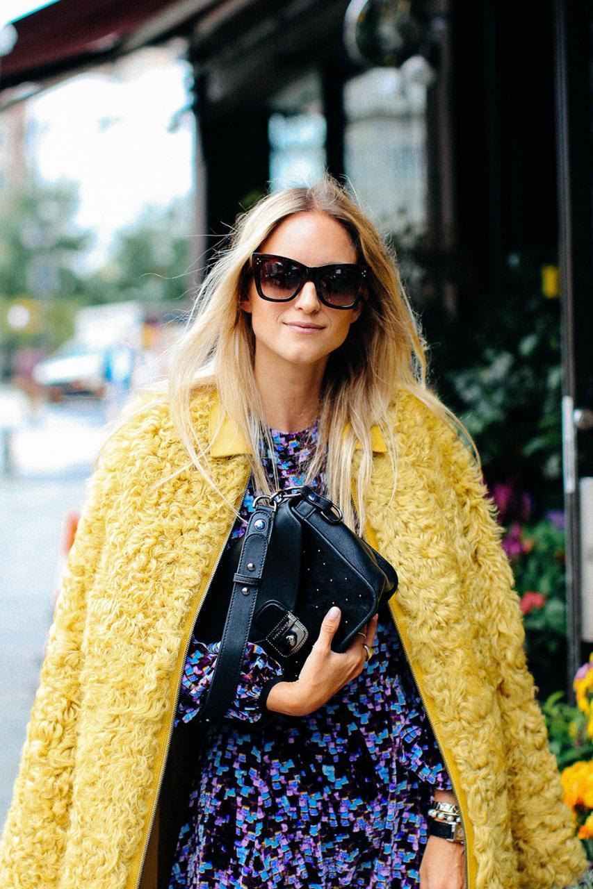 Charlotte Groeneveld Thefashionguitar for Longchamp Mademoiselle bag