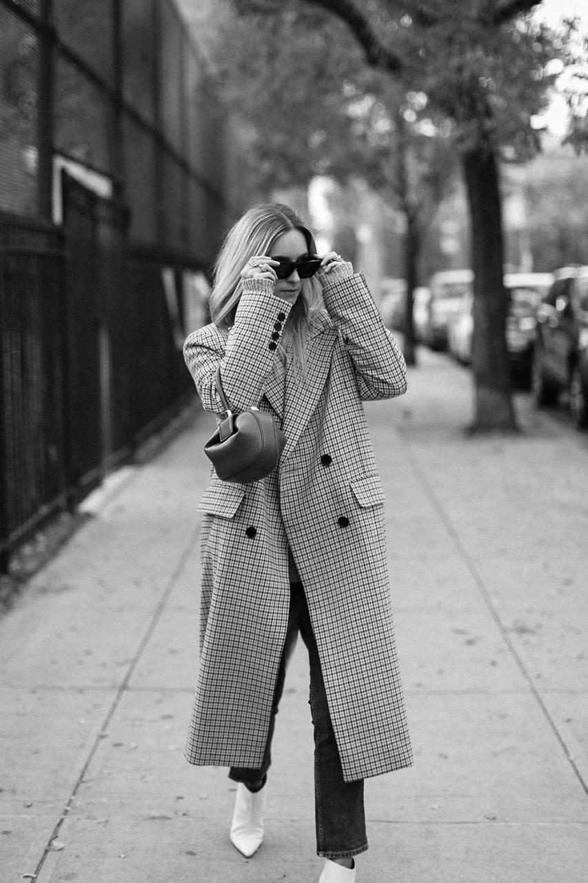 Charlotte Groeneveld from Thefashionguitar wearing H&M Trend