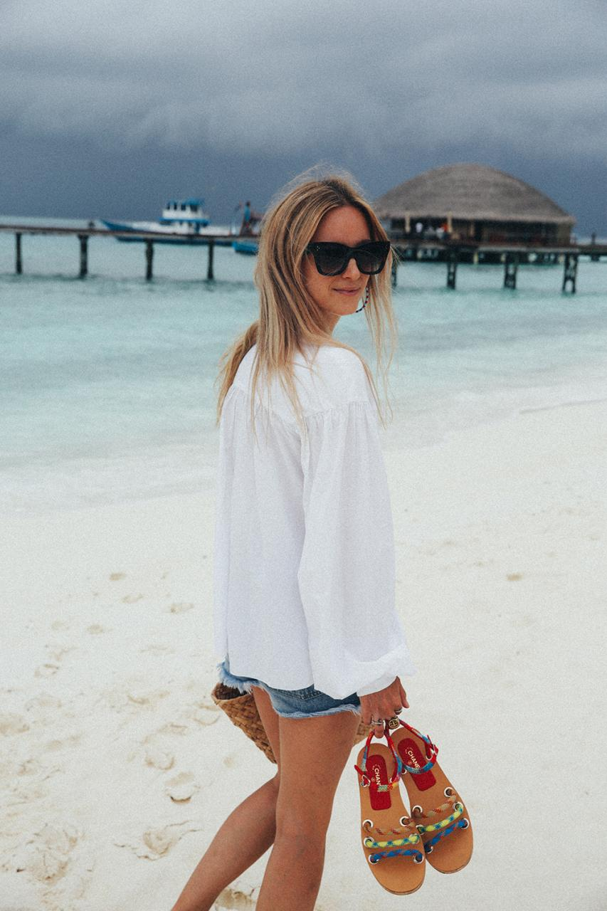 Thefashionguitar Charlotte Groeneveld Vaara Wellness Retreat Maldives