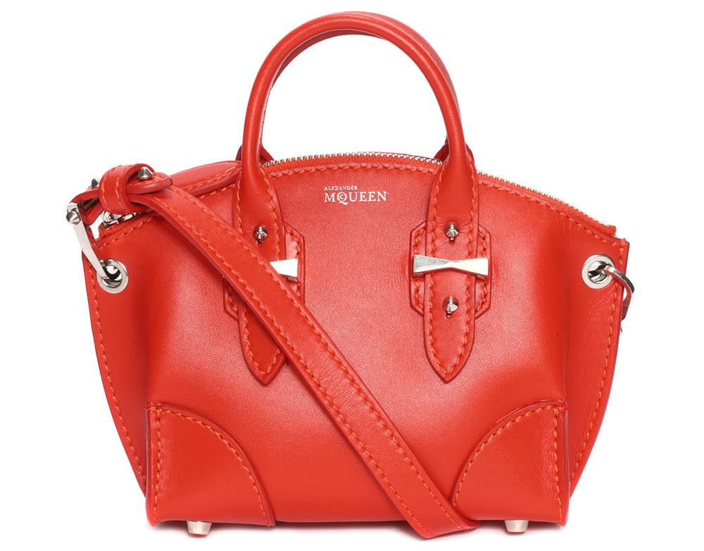 Alexander McQueen Legend Handbag 7