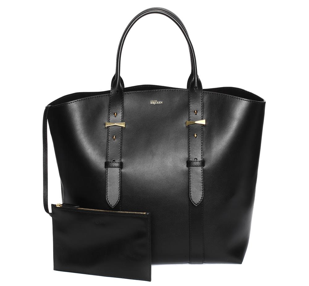 Alexander McQueen Legend Handbag 8