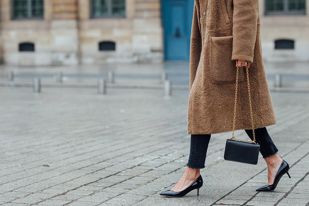 Charlotte Groeneveld for Tamara Mellon in Paris