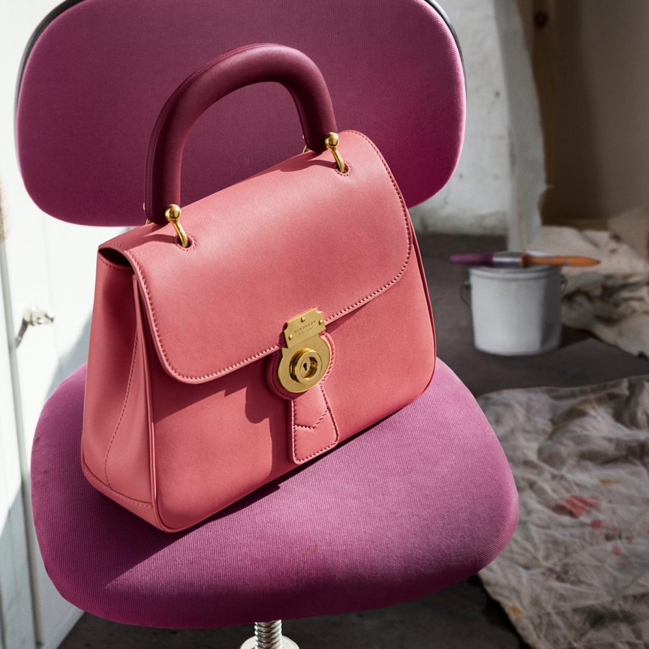 Burberry DK88 Pink