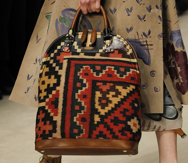 Burberry Fall 2014 Runway Bags 11