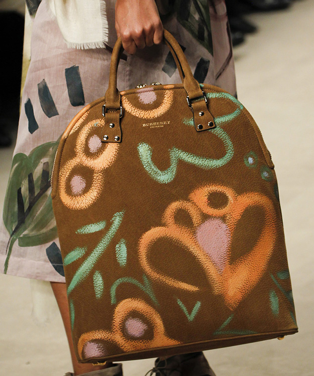 Burberry Fall 2014 Runway Bags 13