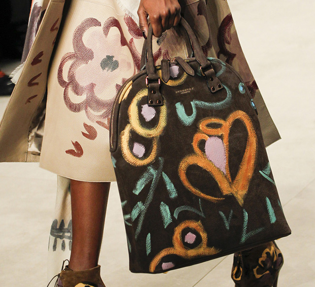 Burberry Fall 2014 Runway Bags 14