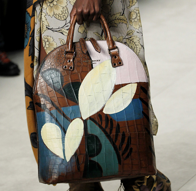 Burberry Fall 2014 Runway Bags 2