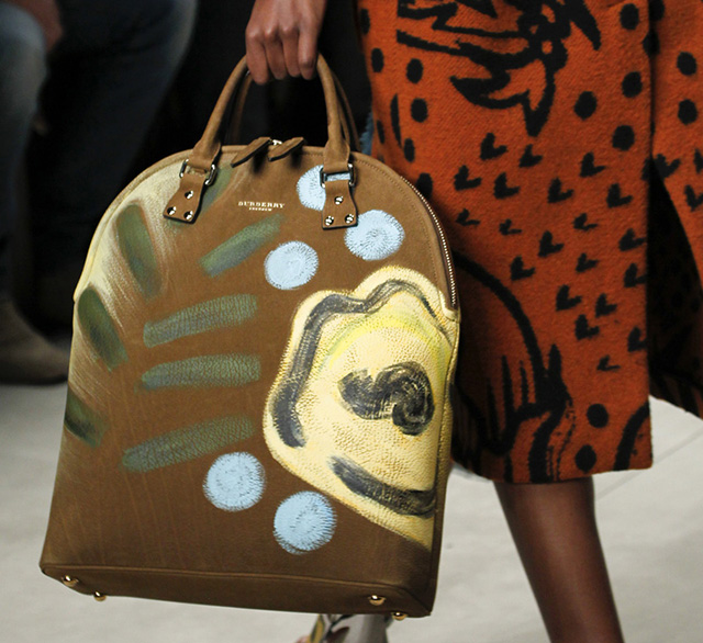 Burberry Fall 2014 Runway Bags 22