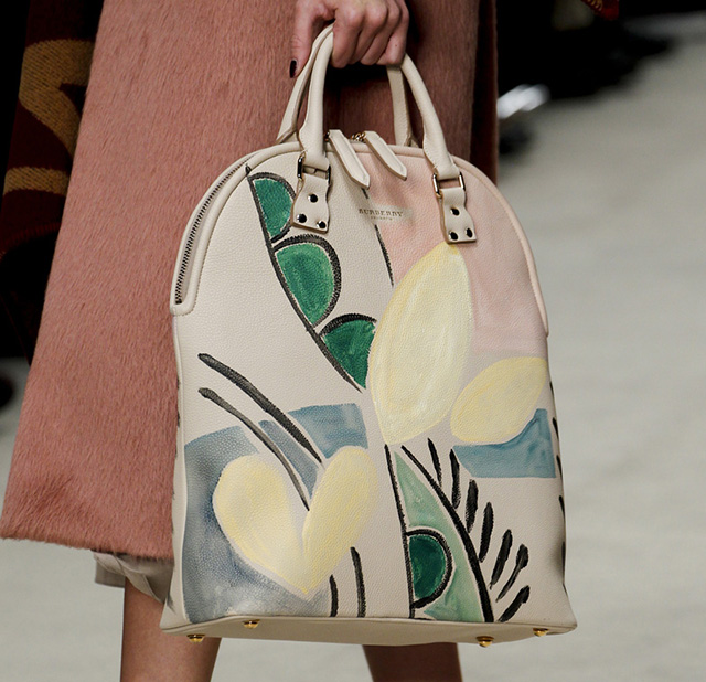 Burberry Fall 2014 Runway Bags 3