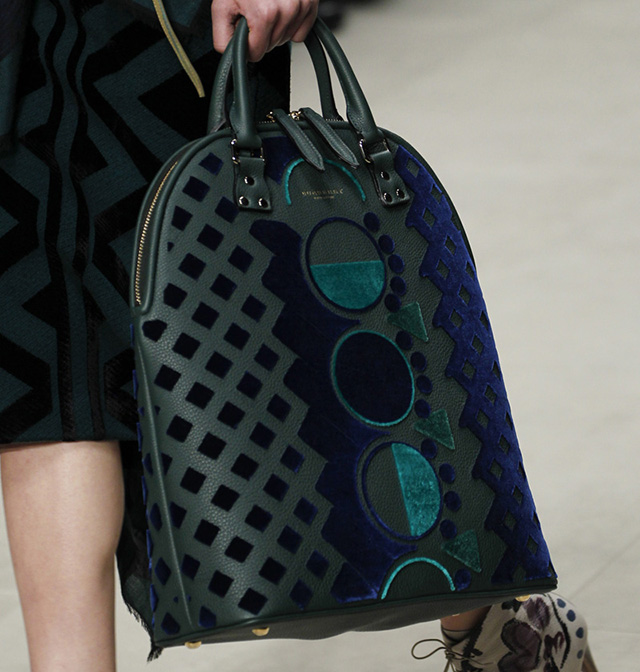 Burberry Fall 2014 Runway Bags 4