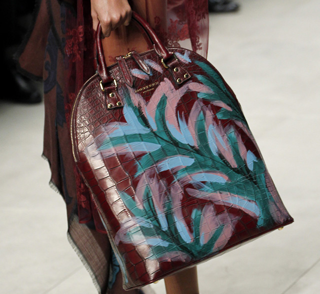 Burberry Fall 2014 Runway Bags 40