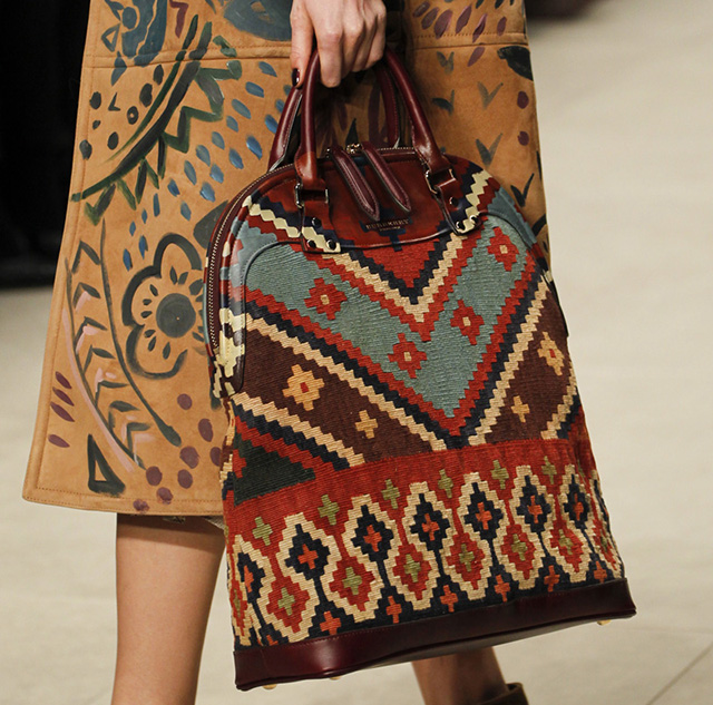 Burberry Fall 2014 Runway Bags 8