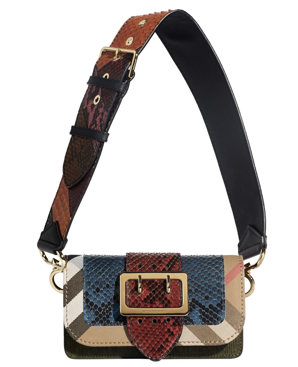 Burberry Patchwork Bag 4