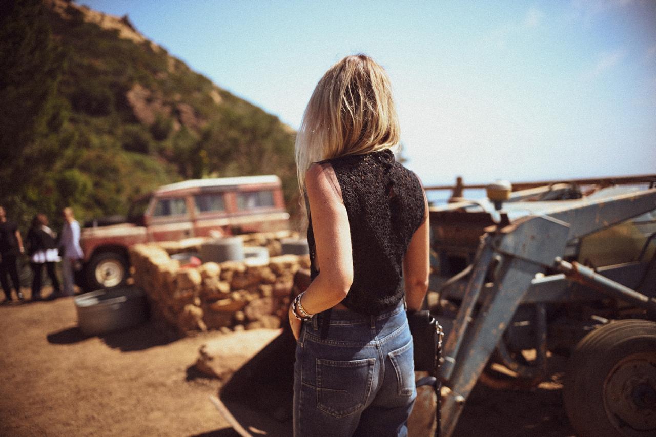 Dior Cruise 2019 Charlotte Groeneveld Thefashionguitar