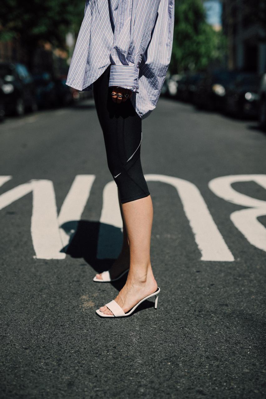 Charlotte Groeneveld Thefashionguitar white heels