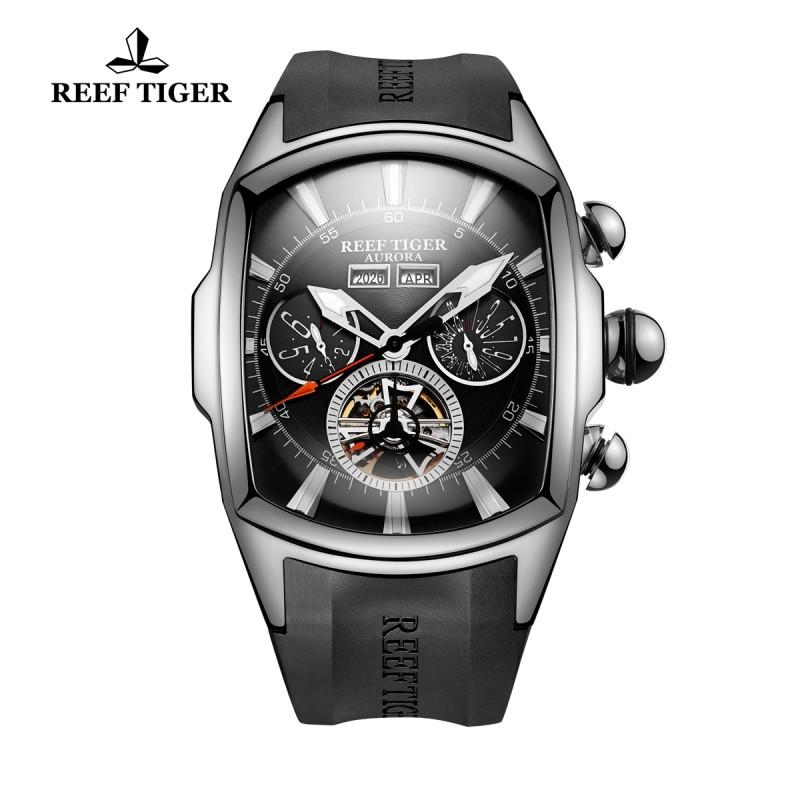 Men's Designer Sport Stainless Steel Watches
