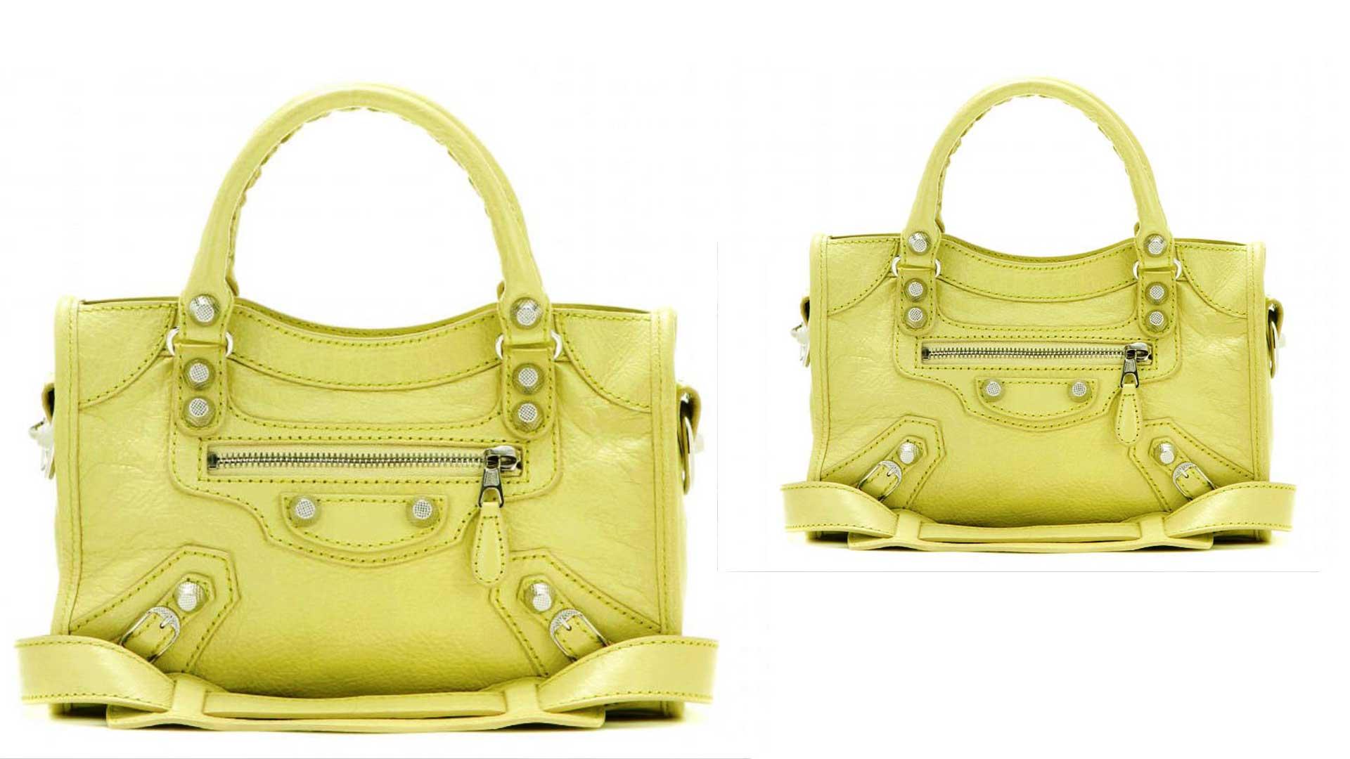 Elegant Balenciaga Giant Mini City Bag 2015