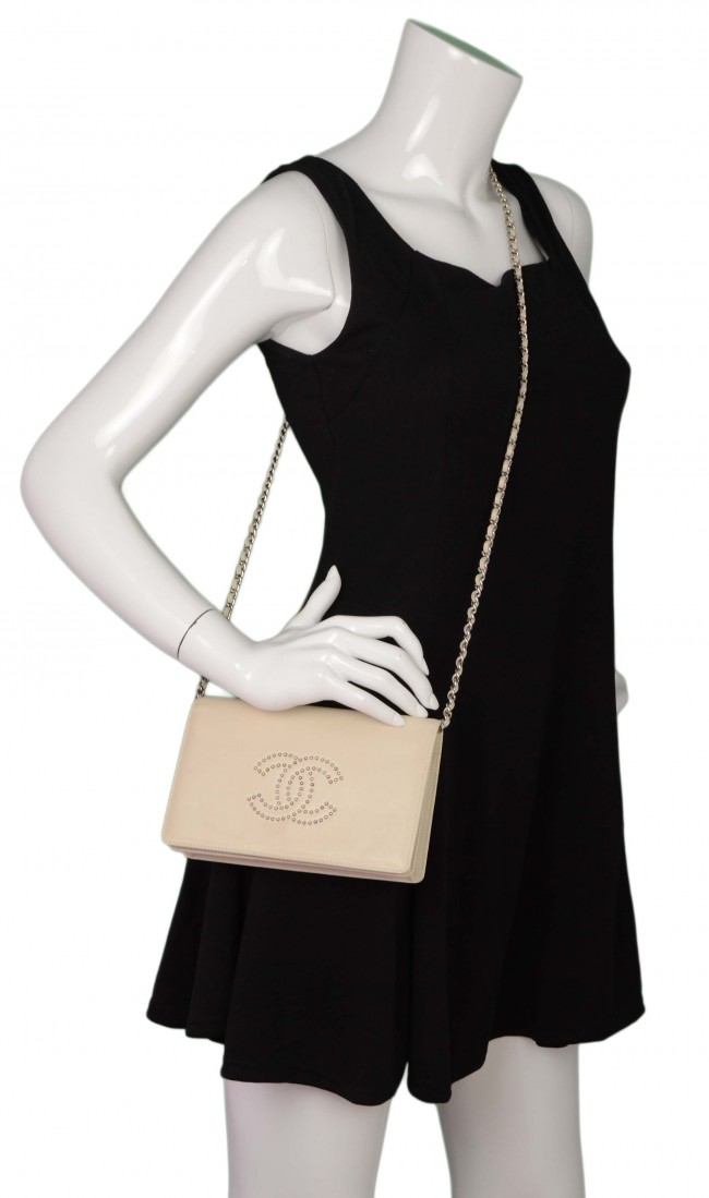 Chanel Studded CC WOC Chanel-Studded-CC-WOC