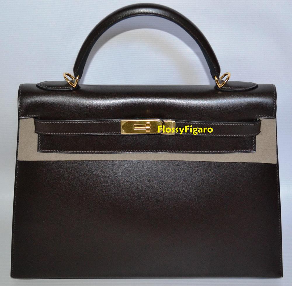 Hermès Kelly Bag, Bidding Starts at $11,020 via eBay