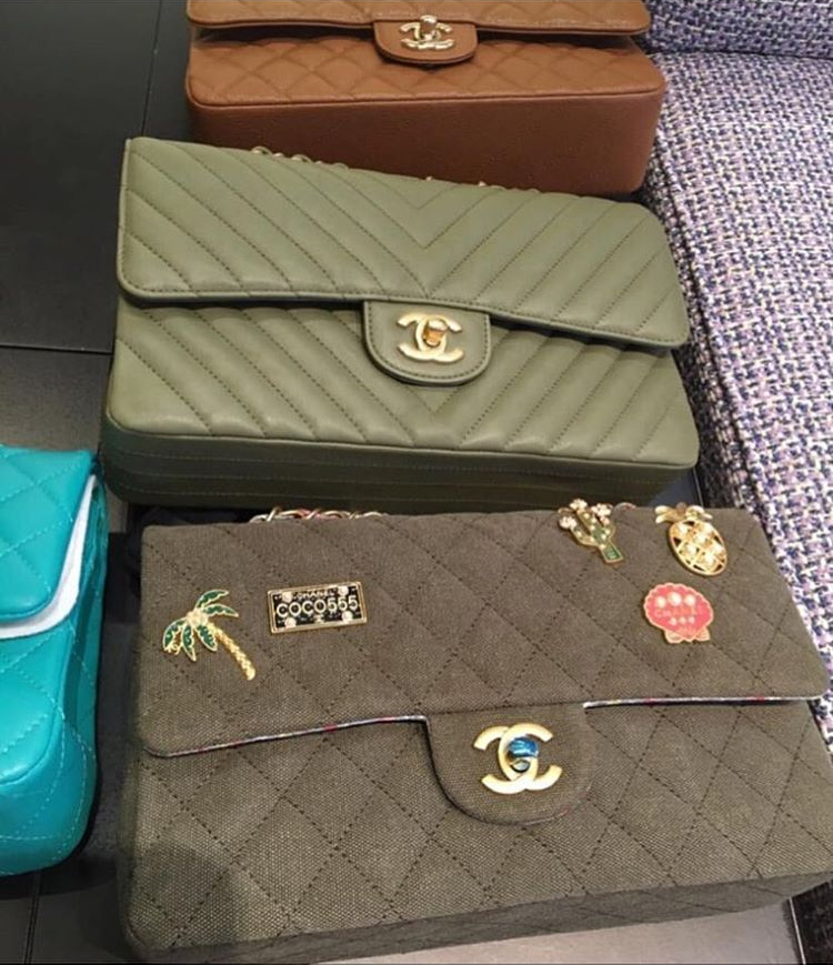 Chanel Cuba Charms Bag Collection